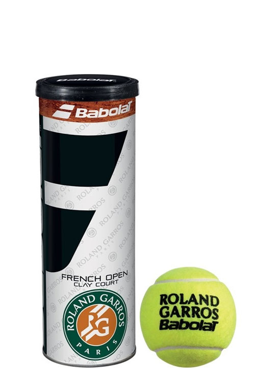 Babolat French Open Roland Garros Clay Court x3