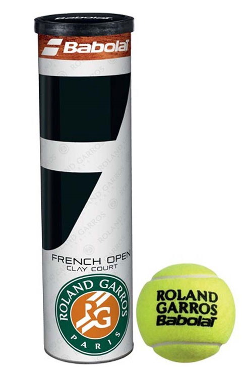 Babolat French Open Roland Garros Clay Court x4