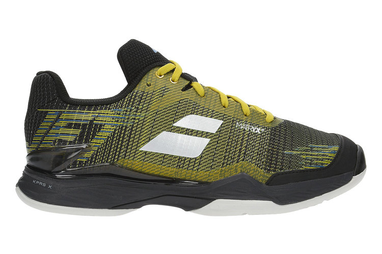 Babolat Jet Mach II Clay Men - dark yellow/черный