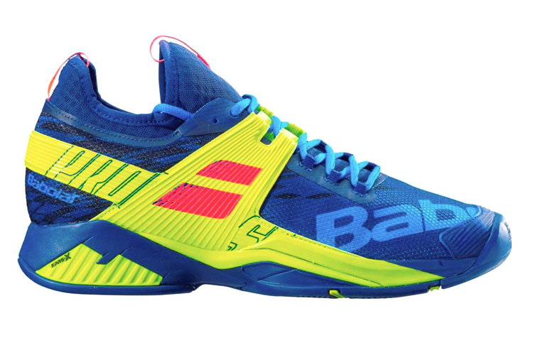 Babolat Propulse Rage Clay Men - blue/fluo aero