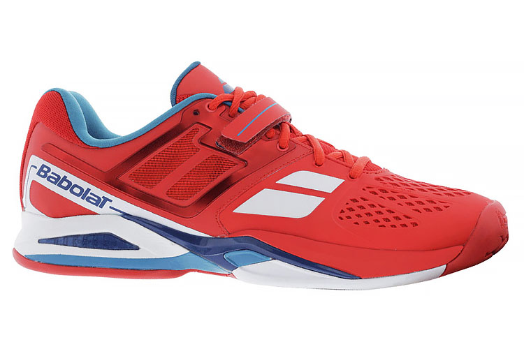 Babolat Propulse BPM Clay Men (красный)